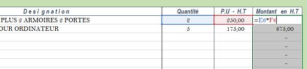 Facturation Automatisée De Clients Avec Excel