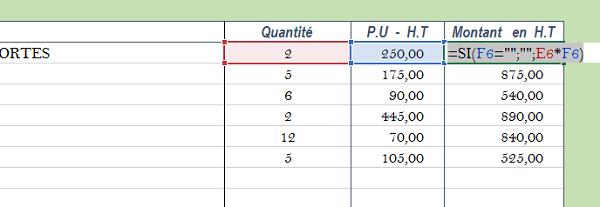 Facturation Automatisee De Clients Avec Excel