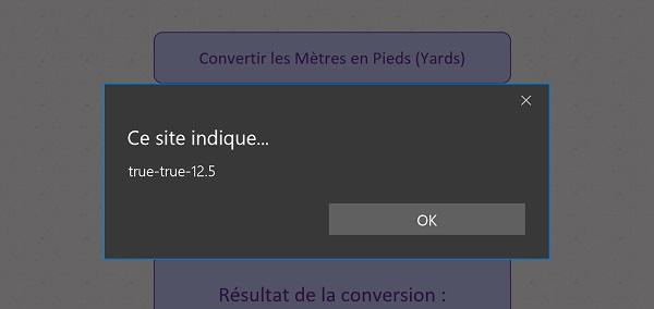 Fonction Javascript Pour Tester Les Valeurs Numeriques