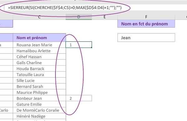 Traitements De Chaines De Caracteres Avec Excel