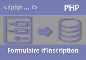 Formulaire d inscription en Php et Javascript