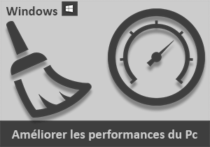 Nettoyer un ordinateur sous Windows