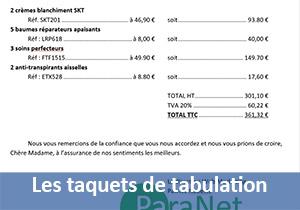 Creer Des Tableaux Complexes Avec Word