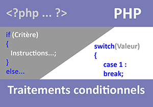 Traitements conditionnels en Php